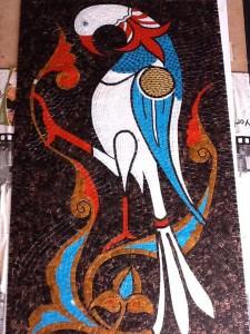 Çini mozaik