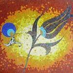tulip mosaic