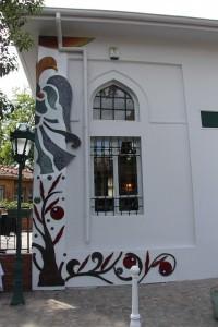ceramics and mosaics