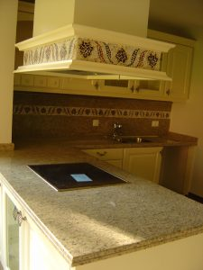 mutfak mozaikleri