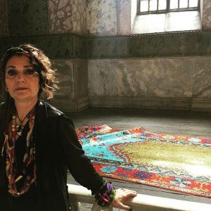 Ayasofya, Yeditepe Bienali, halı seccade